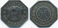 50 Pfennig ohne Jahr Posen Meseritz - Eise...