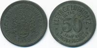 50 Pfennig 1918 Sachsen/Altenburg Meuselwi...