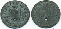 50 Pfennig 1917 Bayern Miesbach - Zink ver...