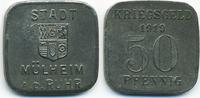 50 Pfennig 1919 Rheinprovinz Mühlheim a. d...