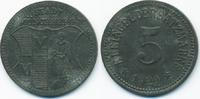 5 Pfennig 1920 Bayern Münchberg - Zink 192...