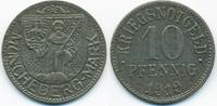 10 Pfennig 1918 Brandenburg Müncheberg - E...