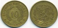 10 Markkaa 1935 S Finnland - Finland Repub...