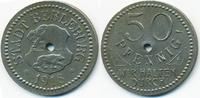 50 Pfennig 1918 Westfalen Berleburg - Eise...