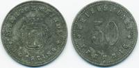 50 Pfennig ohne Jahr Bayern Kötzting - Zin...