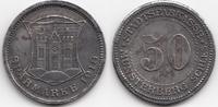 50 Pfennig 1918 Schlesien Münsterberg - Ei...