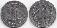 10 Pfennig 1919 Schlesien Münsterberg - Ei...