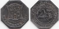 25 Pfennig 1921 Schlesien Münsterberg - Ei...