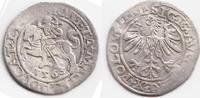 1/2 Groschen 1563 Polen/Litauen – Poland/L...
