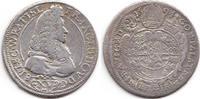 15 XV Kreuzer 1694 Breslau-Bistum Franz Lu...