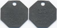 25 Pfennig 1917 Lothringen St. Avold – Zink 1917 (Funck 469.1Aa) vorzüg... 42,00 EUR  +  4,80 EUR shipping