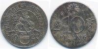 10 Pfennig 1920 Westfalen Werne - Eisen 1920 (Funck 596.5) sehr schön+ ... 39,00 EUR  +  4,80 EUR shipping