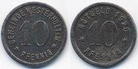 10 Pfennig 1920 Westfalen Westerholt - Eisen 1920 (Funck 598.1) sehr sc... 28,00 EUR  +  4,80 EUR shipping