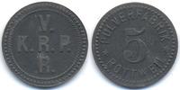 5 Pfennig ohne Jahr Württemberg - Rottweil Pulverfabrik Rottweil V.K.R.... 26,00 EUR  +  4,80 EUR shipping