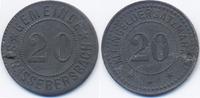 20 Pfennig ohne Jahr Hessen/Nassau Strassebersbach - Zink ohne Jahr (Fu... 79,00 EUR  +  4,80 EUR shipping