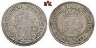Silberdukat 1677, Enkhu NIEDERLANDE Provin...