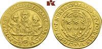 Dukat 1626, Nürnberg. BRANDENBURG IN FRANKEN Friedrich, Albert und Chri... 1675,00 EUR kostenloser Versand