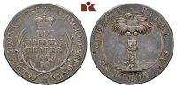 Kronentaler 1824. WALDECK Georg Heinrich, 1813-1845. Winz. Randfehler, ... 845,00 EUR  zzgl. 5,90 EUR Versand