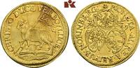 Dukat 1649, NÜRNBERG  Min. gewellt, fast vorzüglich  1245,00 EUR  +  9,90 EUR shipping