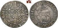 1/2 Reichstaler 1625, Stolberg. STOLBERG Wolfgang Georg, allein, 1612-1... 945,00 EUR  +  9,90 EUR shipping