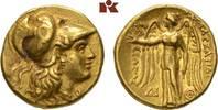 AV-Stater (Alexandreier), 280/200 v. Chr.; THRACIA ODESSOS. Attraktives... 3675,00 EUR free shipping