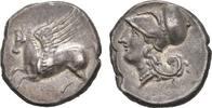 AR-Stater, 330/320 v. Chr.; BRUTTIUM MEDMA. Herrliche Patina, kl. Randf... 745,00 EUR  +  9,90 EUR shipping