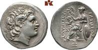 AR-Tetradrachme, posthum, nach 281 v. Chr., unbesti THRACIA KÖNIGREICH.... 2885,00 EUR free shipping