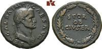 Æ-Sesterz, 68, Rom; MÜNZEN DER RÖMISCHEN KAISERZEIT Galba, 68-69. Braun... 1900,00 EUR  +  9,90 EUR shipping