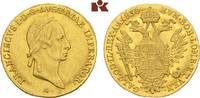 Dukat 1830 A, Wien. KAISERREICH ÖSTERREICH Franz I., 1804-1835. Fast St... 545,00 EUR  +  9,90 EUR shipping
