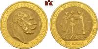 100 Kronen 1907 KB, Kr KAISERREICH ÖSTERRE...