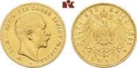 10 Mark 1895 A. Preussen Wilhelm II., 1888...