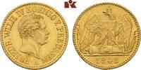 Doppelter Friedrichs d or 1848 A, Ber BRAN...