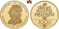 100 Francs 1987. FRANKREICH 5. Republik seit 1958. Prachtexemplar von p... 635,00 EUR  +  9,90 EUR shipping