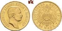 20 Mark 1913. Sachsen Friedrich August III., 1904-1918. Fast Stempelglanz  745,00 EUR  +  9,90 EUR shipping