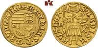Goldgulden o. J. (1465 UNGARN Matthias Cor...