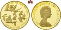 100 Dollars 1978. KANADA Elizabeth II seit...