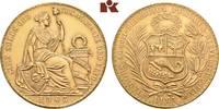 100 Soles 1965, Lima. PERU Republik seit 1...