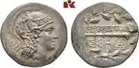 AR-Tetradrachme, 2.  Jahrhun IONIA HERAKLE...