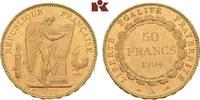 50 Francs 1904 A, Par FRANKREICH 3. Republ...