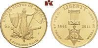 5 Dollars 2011 P, Phi VEREINIGTE STAATEN V...