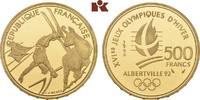 500 Francs 1990. FRANKREICH 5. Republik se...