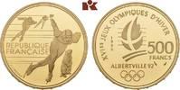 500 Francs 1990. FRANKREICH 5. Republik seit 1958. Polierte Platte  635,00 EUR  +  9,90 EUR shipping