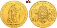 100 Kronen 1908 KB, Kremnitz. KAISERREICH ÖSTERREICH Franz Josef I., 18... 1695,00 EUR  +  9,90 EUR shipping