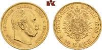 10 Mark 1888 A. Preussen Wilhelm I., 1861-...