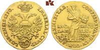 Dukat 1730, LÜBECK  Min. berieben, min. gewellt, sehr schön +  1475,00 EUR  +  9,90 EUR shipping