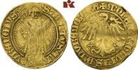 Goldgulden o. J. (1469-1471). NÜRNBERG  Leicht gewellt, sehr schön  575,00 EUR  +  9,90 EUR shipping