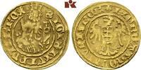 Goldgulden o. J. (1414-1419). NÜRNBERG Sigismund, 1410-1437. Sehr schön  945,00 EUR  +  9,90 EUR shipping