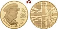 500 Francs 1994. FRANKREICH 5. Republik seit 1958. Polierte Platte  695,00 EUR  +  9,90 EUR shipping