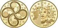 20 Euro 2003. FRANKREICH 5. Republik seit 1958. Polierte Platte  745,00 EUR  +  9,90 EUR shipping