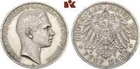5 Mark 1907. Sachsen-Coburg-Gotha Carl Eduard, 1900-1918. Min. Randfehl... 1475,00 EUR  +  9,90 EUR shipping